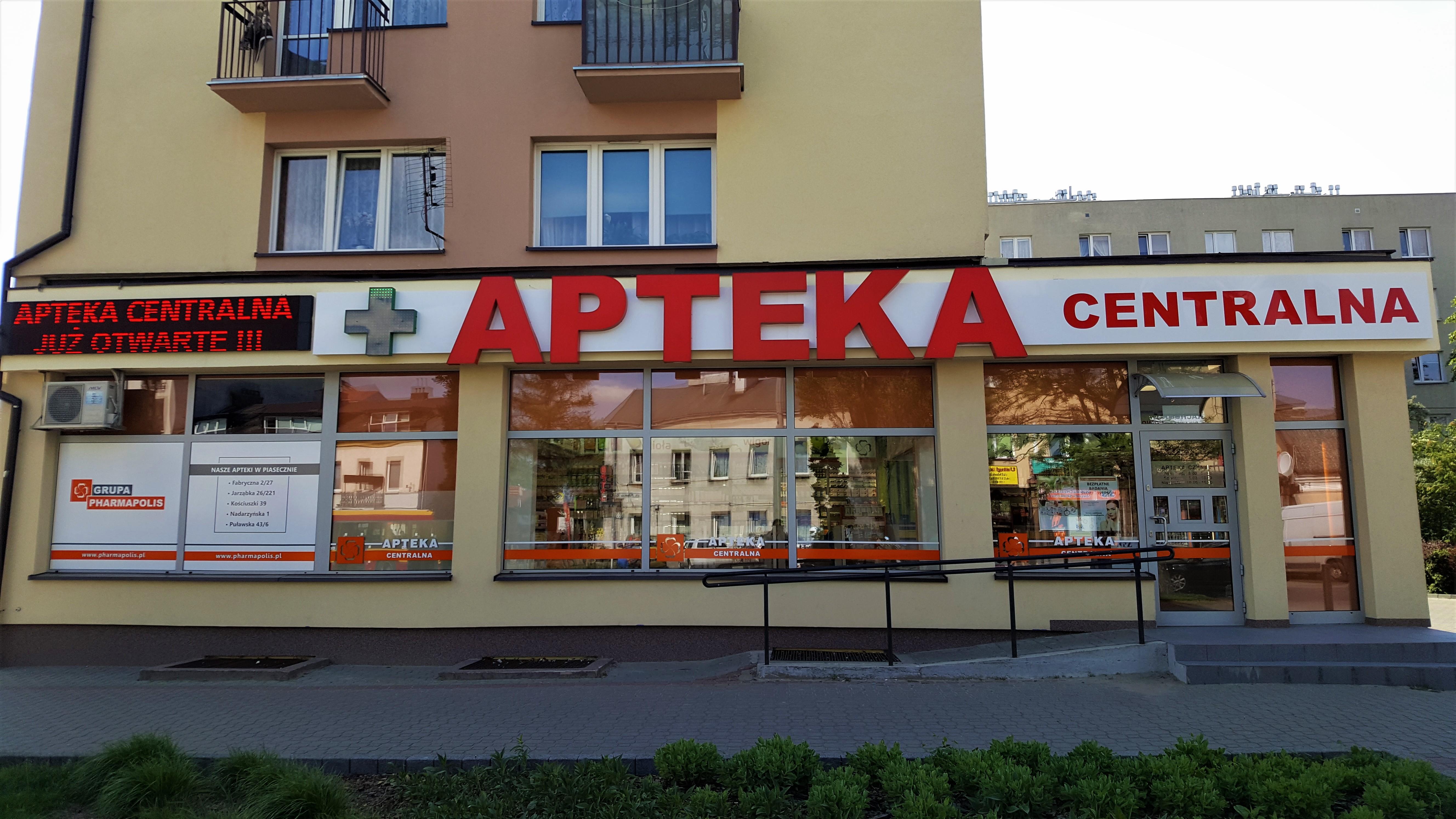 Apteka Centralna Grodzisk